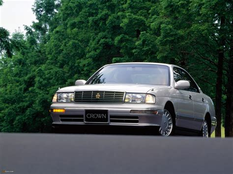 1993 Toyota Crown Pictures Of Toyota Crown S140 1993 95 2048x1536