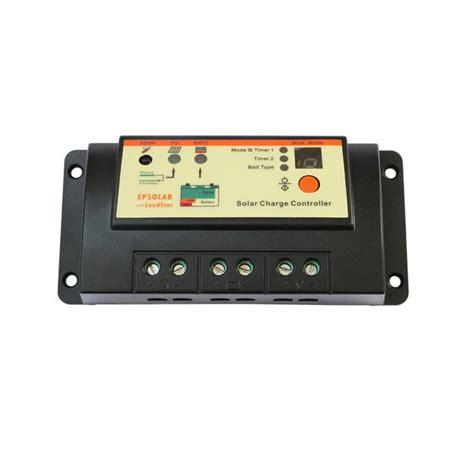 lade led 24v e27 ep solar 174 ls1024r 12 24v 10a solarladeregler controller