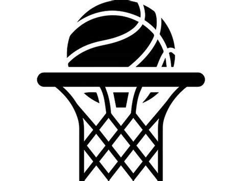 basketball net clipart basketball going into hoop png transparent basketball