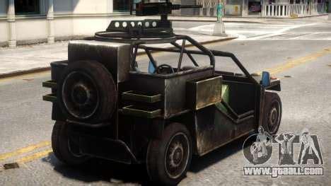 vdv buggy for gta 4