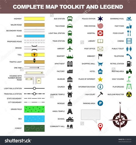 map legend map legends clipart clipart collection room 167