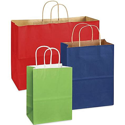colored paper bags colored paper bags with handles arts arts