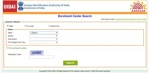 Search Aadhar Card By Name And Address Aadhar Card Enrollment Centre How To Find It Infobandhu