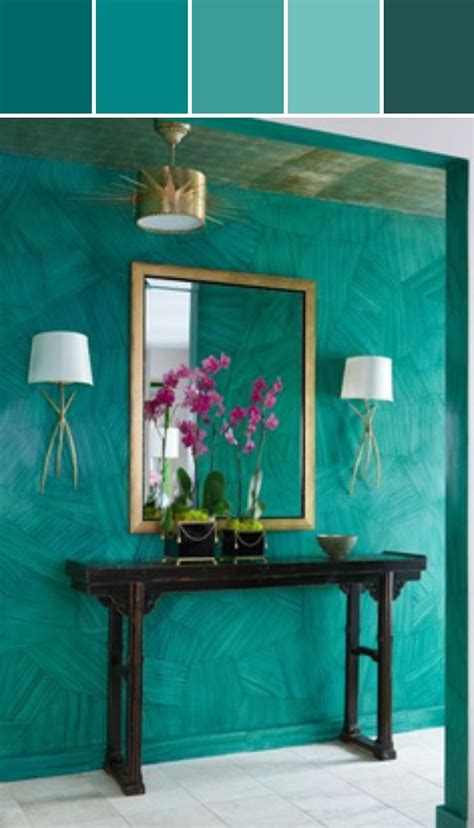 design interior apartment green pramuka 25 beste idee 235 n over aqua verf kleuren op pinterest