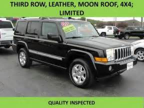 Laporte Jeep Jeep Commander For Sale La Porte In Carsforsale
