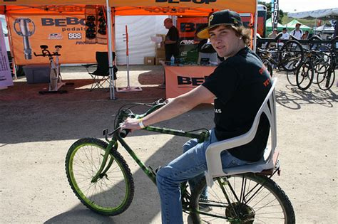 Bike Chair by Photo