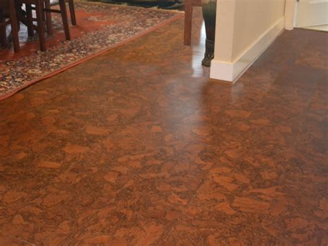refinishing cork floors sunny ripple cork flooring