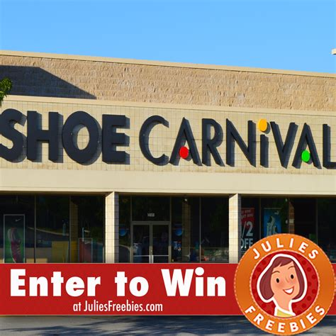 Shoe Carnival Gift Card - shoe carnival quikly giveaway win a shopping spree julie s freebies