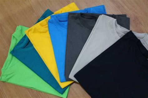 Kaos Build Up grosir kaos polos built up murah murah berkualitas