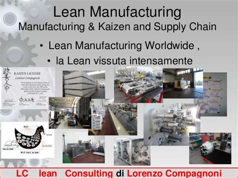 Lean Consulting by Lc Lean Consulting 2016