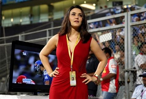 Preity Zinta Wardrobe by Painting A Preity Picture