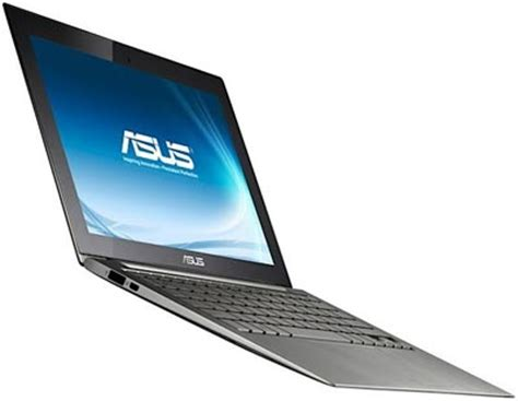 upcoming asus ux21 ultra thin laptop