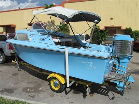 squall king boats squall king 19 classic 1961 for sale for 6 500 boats