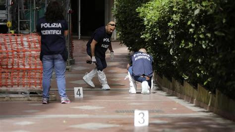 fastweb spa sede legale omicidio fanella polizia scientifica in azione