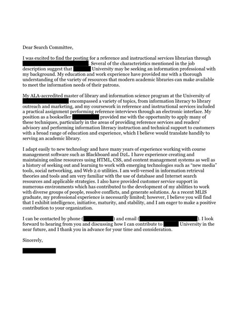 References In Cover Letter – Reference Cover Letter Samples