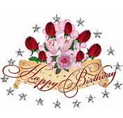 Happy Birthday Animated Glitter Gif Image  517 X 412