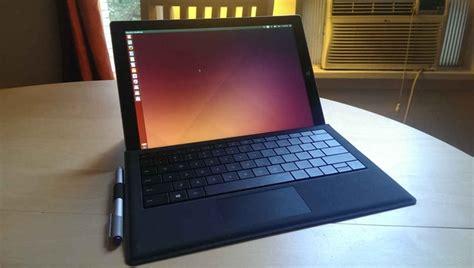 Microsoft Surface Pro 3 512gb Di Indonesia ubuntu diinstall di microsoft surface pro 3 inilah cara