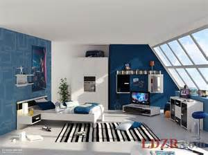 Cool boys teenage bedrooms themes home design and ideas