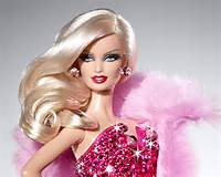 One Of A Kind Pink Diamond™ Barbie Doll By The Blonds Auctioned To