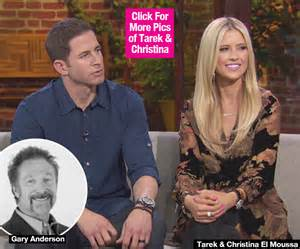 Christina el moussa amp gary anderson did she fall for him weeks before