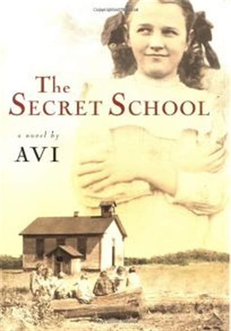 secrets unexpectedly books children s book review the secret school by avi author