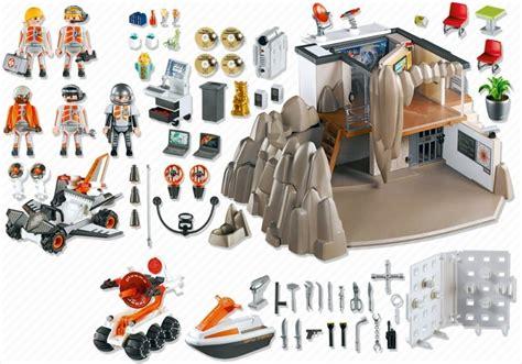 playmobil set 4875 secret agent headquarters with alarm