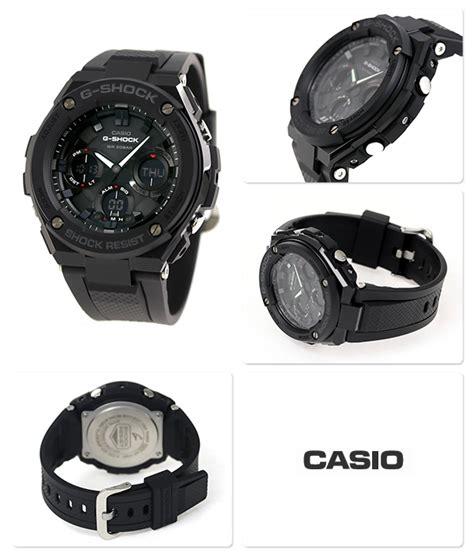 Casio G Shock Gst S100g 1b Gshock Gst100g 1b Original Bergaransi affordable casio g shock steel black gold collection gst s100g 1a singapore pricelist watches
