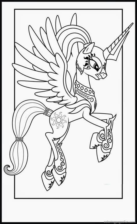 my little pony castle coloring page mlp printable coloring pages my little pony castle
