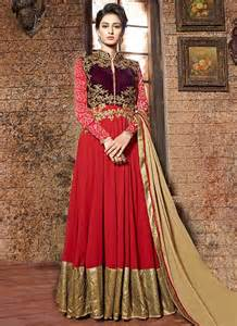 Latest fashion maxi dresses and anarkali frocks 2016 2017 beststylo