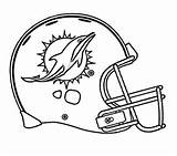 Football Miami Dolphins Coloring Page | Gifts for Noah | Pinterest