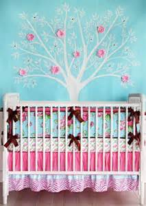 Pin baby girl room pink and blue on pinterest