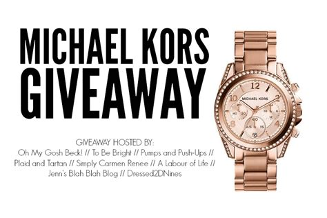 Michael Kors Gift Card Discount - giveaway 300 michael kors gift card