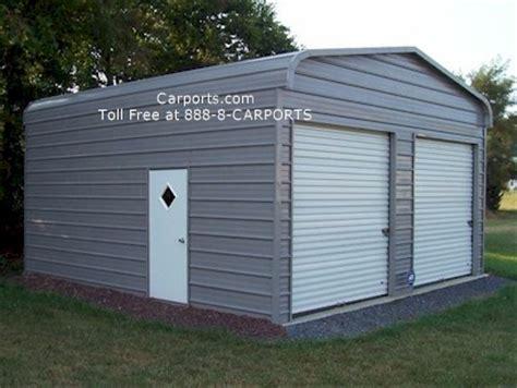 Metal Enclosed Carport Enclosed Metal Carports Innovation Pixelmari