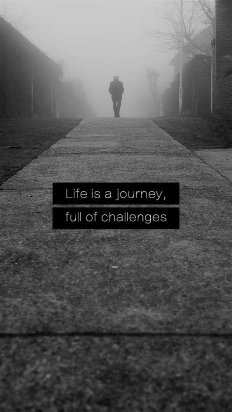 Life Is A Journey Full Of Challenges Pictures, Photos, and