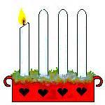 ... människor glädjas att fira få advent advent förberedelsetid dagens