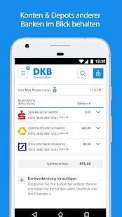 dkb bank app dkb banking apps on play