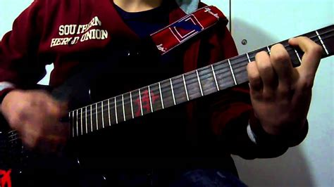 bullet for my road to nowhere bullet for my road to nowhere clean guitar