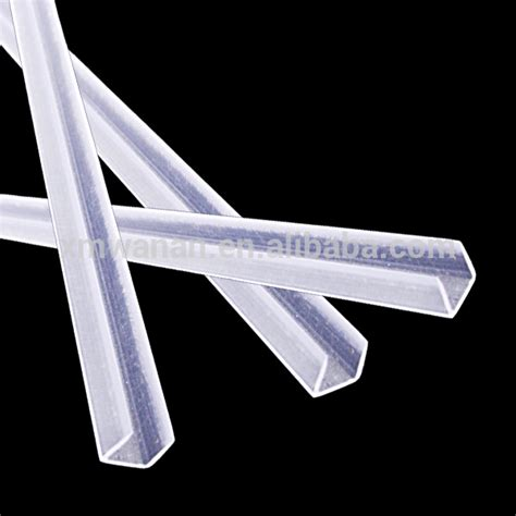 plastic edge trim for cabinets 10 mm u shaped plastic channel clear pvc edge trim for