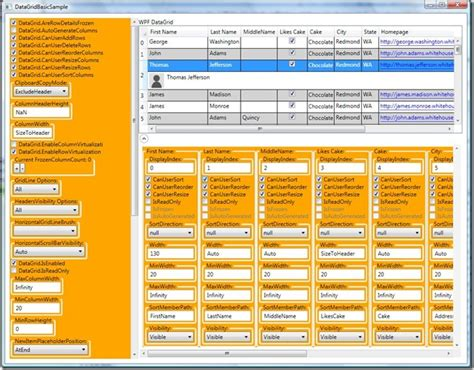 update layout xaml wpf datagrid and the wpftoolkit have released vincent