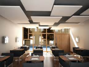acoustic ceiling clouds rockfon eclipse 174 by rockfon