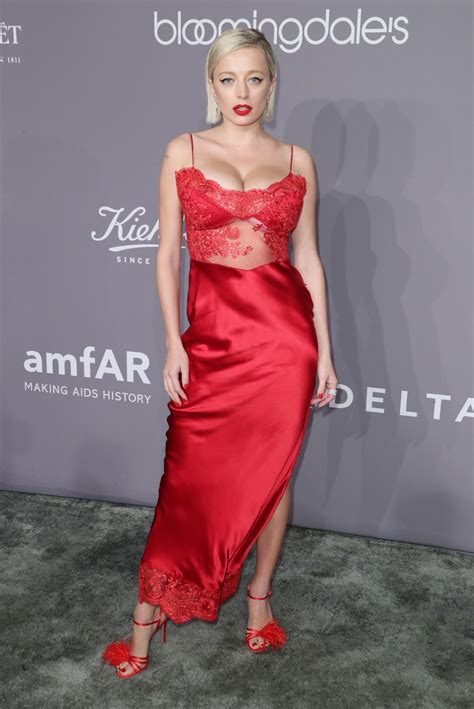 Amfar At Ciprianis by Caroline Vreeland At The Amfar Gala New York 2018 At