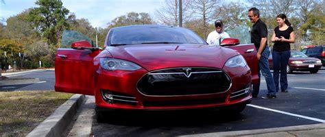 Tesla Model S 85 Review 2014 Tesla Model S 85 Review