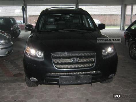 hyundai santa fe  crdi wd  seater special edition car photo  specs