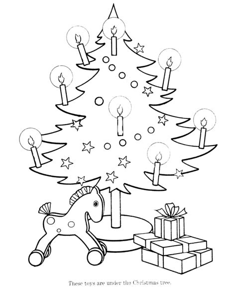 coloring page of evergreen tree evergreen tree outline coloring home