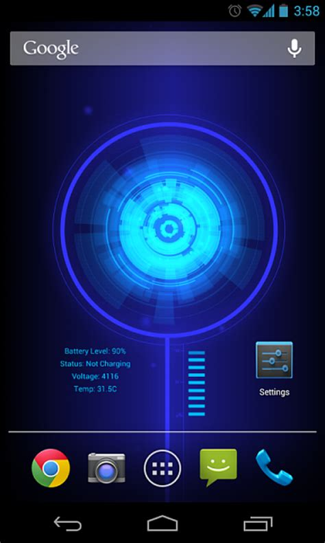 themes for android galaxy core 2 released battery core live wallpaper android forums at