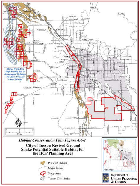 Pima County Records Tucson Az Habitat Conservation Plan Covered Species Official Website Of The City Of Tucson