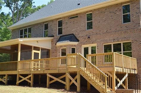 what is the average lifespan of a what is the average expectancy of a wood deck collins design build collins