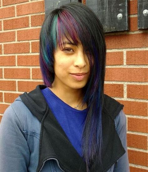 Asymmetrical Hairstyle by Top 40 Catchy Asymmetrical Haircuts And Hairstyles