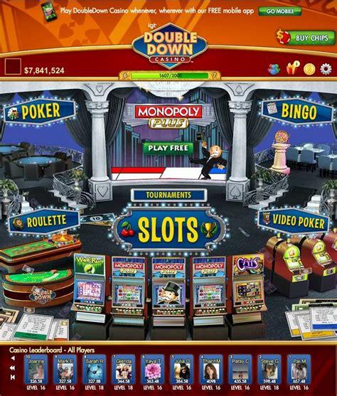doubledown casino slots poker