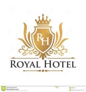 news logo template hotel logo template stock vector image 58362974